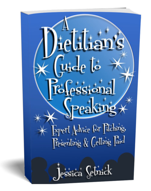 A Dietitian's Guide to Professional Speaking